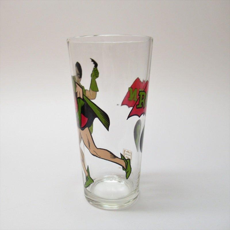 バットマン ロビン ペプシ販促用グラス 1970年代【画像5】