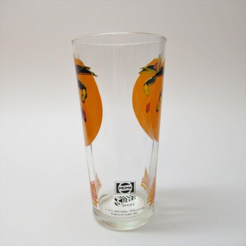 バットマン バットガール ペプシ販促用グラス 1970年代【画像5】