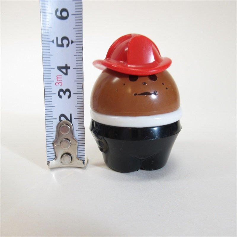 リトルタイクス トドルトッツ用 小さ目帽子消防士 黒人 B【画像7】
