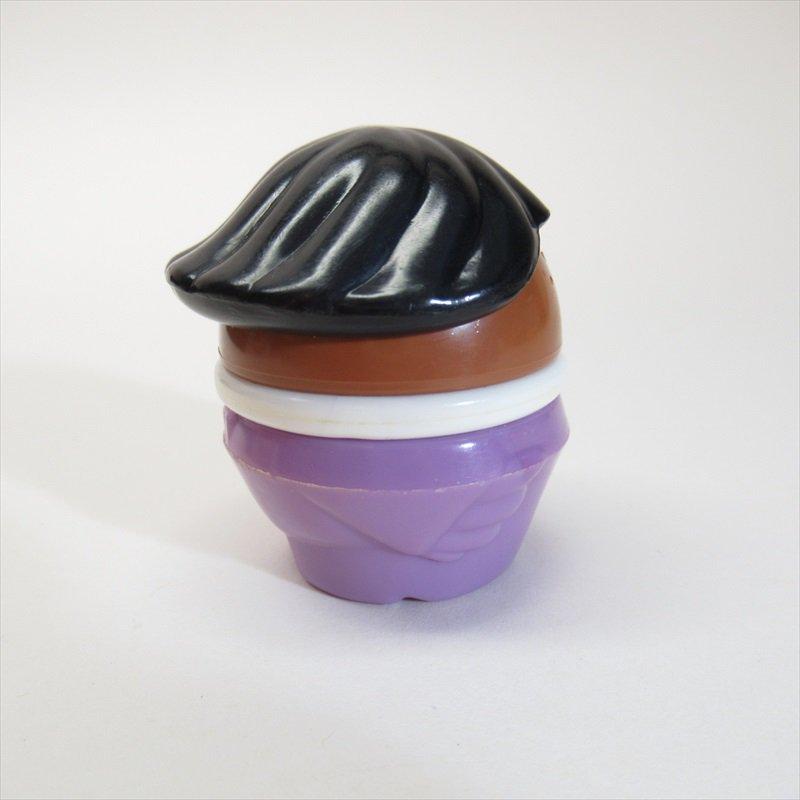 リトルタイクス トドルトッツ用 紫ボトム黒人の女の子【画像4】