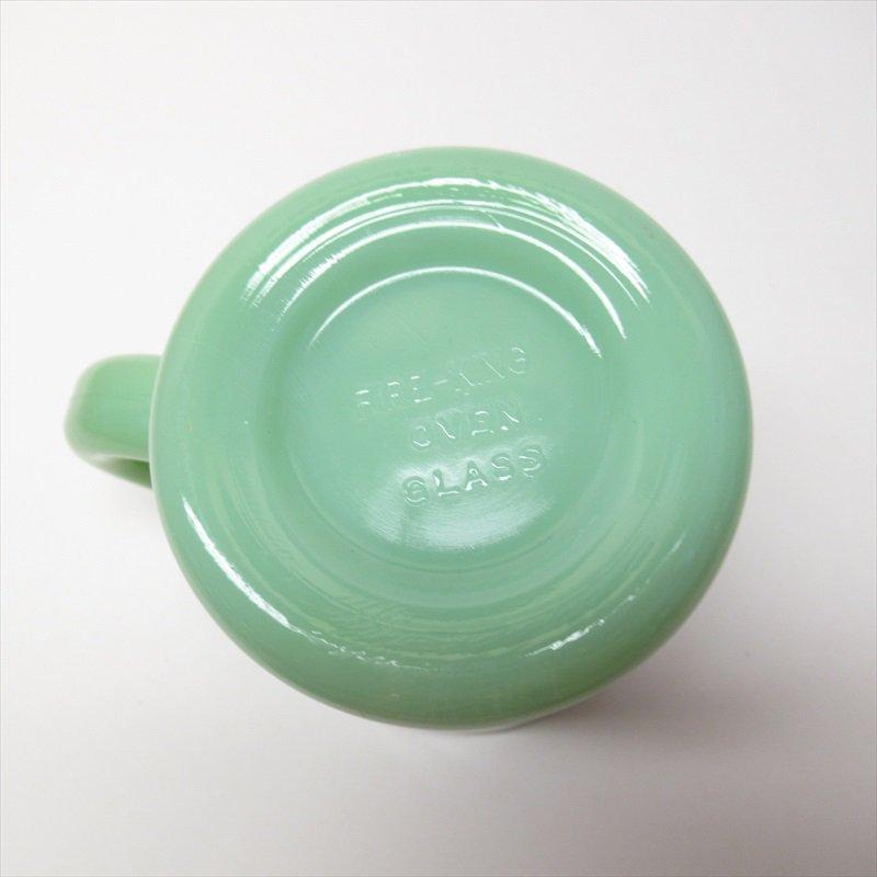 ファイヤーキング 初期ブロック体刻印 エキストラヘビーマグカップ デッドストック A【画像16】
