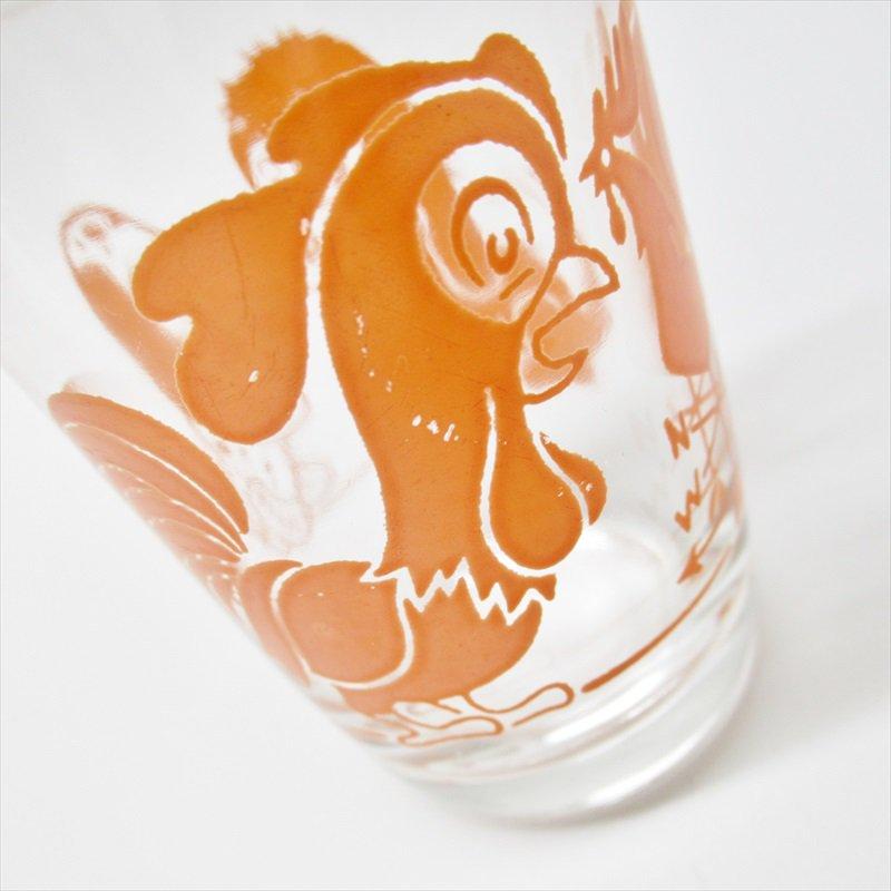 スワンキースウィッグ グラス アニマル 犬と鶏 B【画像3】