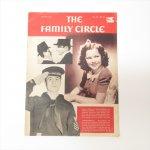 ホーム系マガジン  ヴィンテージマガジン 1942年5月29日号 シャーリーテンプル表紙&パイレックス広告有 The Family Circle