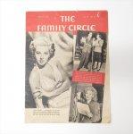ホーム系マガジン  ヴィンテージマガジン 1943年4月23日号 The Family Circle