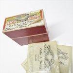 パッケージ&パッケージに味のある雑貨&チーズボックスなど  ジャンク雑貨 1920~40s イーグル社 バイオリンの弦 ボックス入り NO.210
