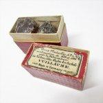 パッケージ&パッケージに味のある雑貨&チーズボックスなど  ジャンク雑貨 1920~40s バイオリン用松脂 ボックス入り