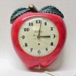 リビング  ヴィンテージウォールクロック Seth Thomas アップル壁掛け時計 アウトレット