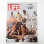 LIFE  ライフマガジン LIFE誌 1964年6月5日号アイスクリーム&ペプシ広告有 アウトレット