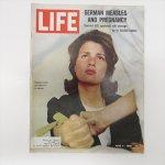 LIFE  ライフマガジン LIFE誌 1965年6月4日号ワーゲン&7UP広告有