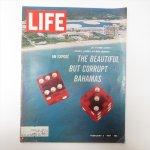 LIFE  ライフマガジン LIFE誌 1967年2月3日号Twiggy&Skippyピーナツバター広告有