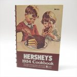 レシピブック  ハーシーズ Hershey's 1934年レシピ クックブック