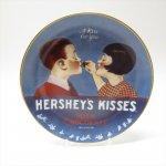 キッチン  ハーシーズ Hershey's キスチョコレート陶磁器製プレート