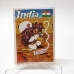 ★トイ&ホビー  カリフォルニアレーズン ワールドツアーシリーズカードシール インド