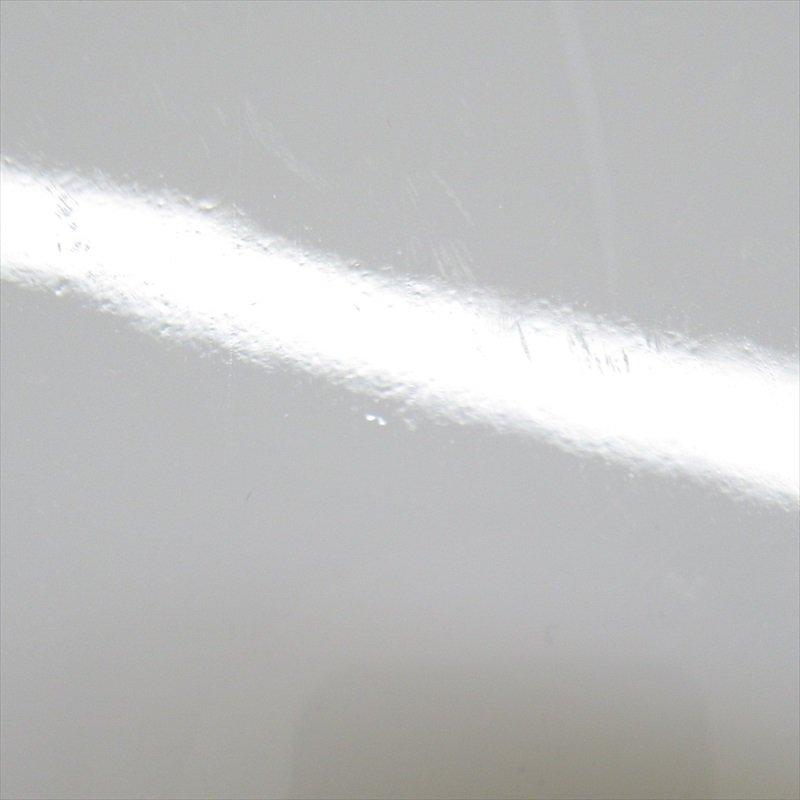 ファイヤーキング ホワイト スワール サラダプレート C【画像12】