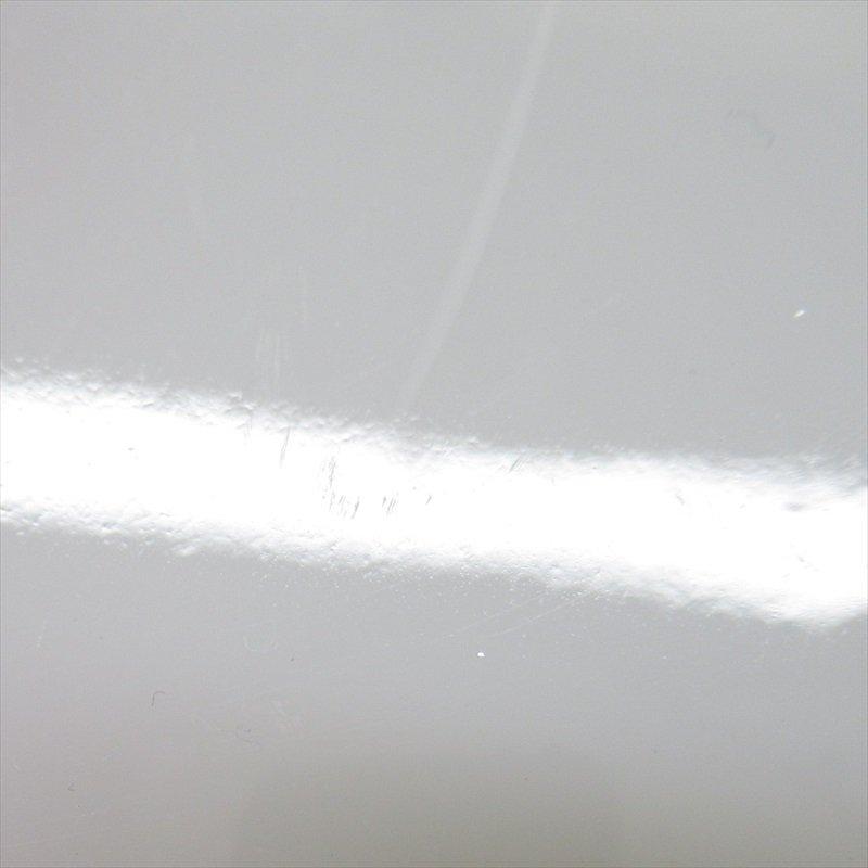 ファイヤーキング ホワイト スワール サラダプレート C【画像13】