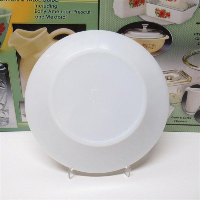 ファイヤーキング ホワイト スワール サラダプレート C【画像19】