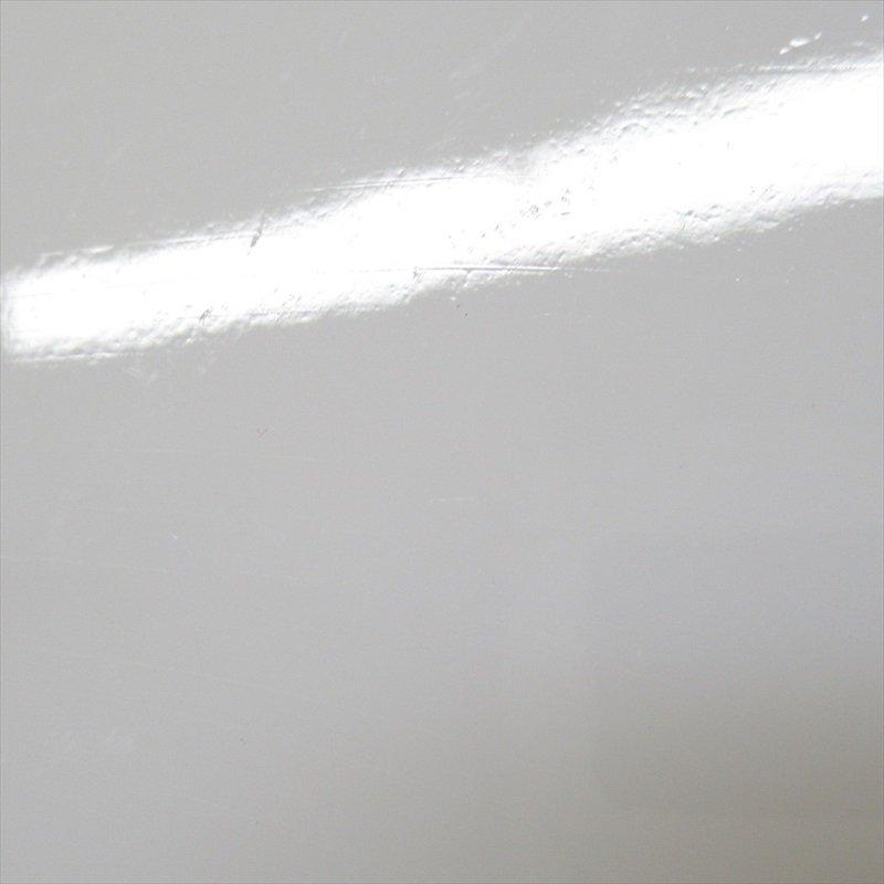 ファイヤーキング ホワイト スワール サラダプレート C【画像9】