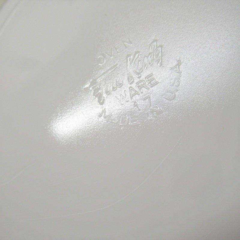 ファイヤーキング ホワイト スワール サラダプレート D【画像16】