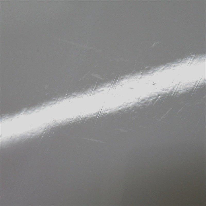ファイヤーキング ホワイト スワール サラダプレート D【画像4】