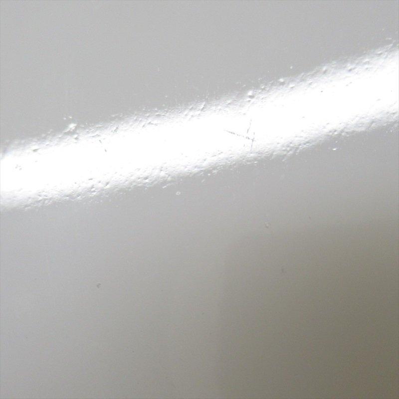 ファイヤーキング ホワイト スワール サラダプレート D【画像10】