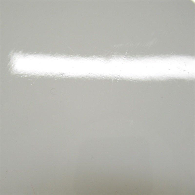 ファイヤーキング ホワイト スワール サラダプレート E【画像13】