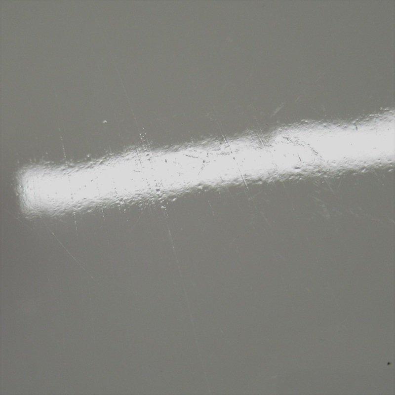 ファイヤーキング ホワイト スワール サラダプレート E【画像6】