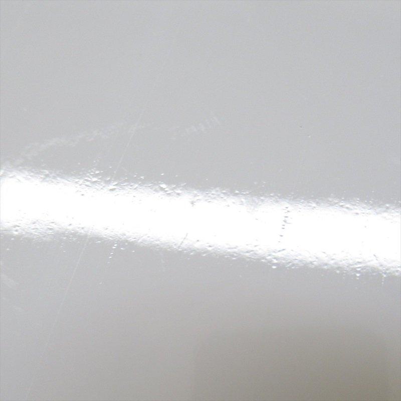 ファイヤーキング ホワイト スワール サラダプレート H【画像8】