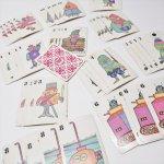 トランプ・パズル・ゲーム・塗り絵・ステンシルなど  ヴィンテージカードゲーム WHITMAN
