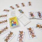 トランプ・パズル・ゲーム・塗り絵・ステンシルなど  ヴィンテージカードゲーム HEART