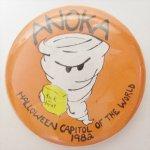 その他  缶バッチ ハロウィン 1982年 ANOKA