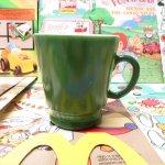 ヘーゼルアトラス  ヘーゼルアトラス エッグノッグマグカップ 緑