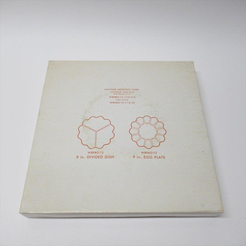 ファイヤーキング ホワイト エッグプレート ボックス付き デッドストック【画像11】