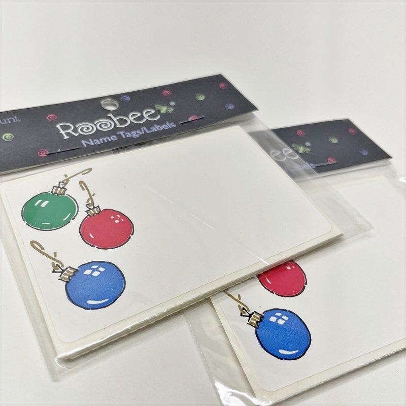 紙モノ雑貨 ヴィンテージ クリスマスプレゼントタグ 18枚セット