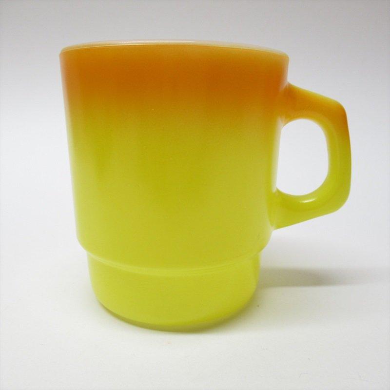 ファイヤーキング スタッキングマグカップ オレンジ&イエローグラデーション