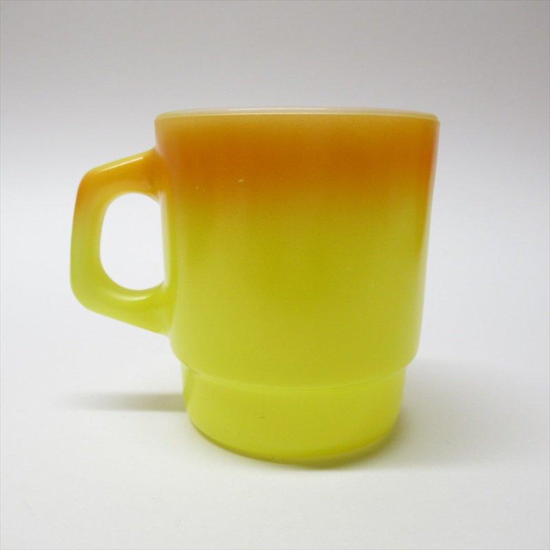 ファイヤーキング スタッキングマグカップ オレンジ&イエローグラデーション【画像3】