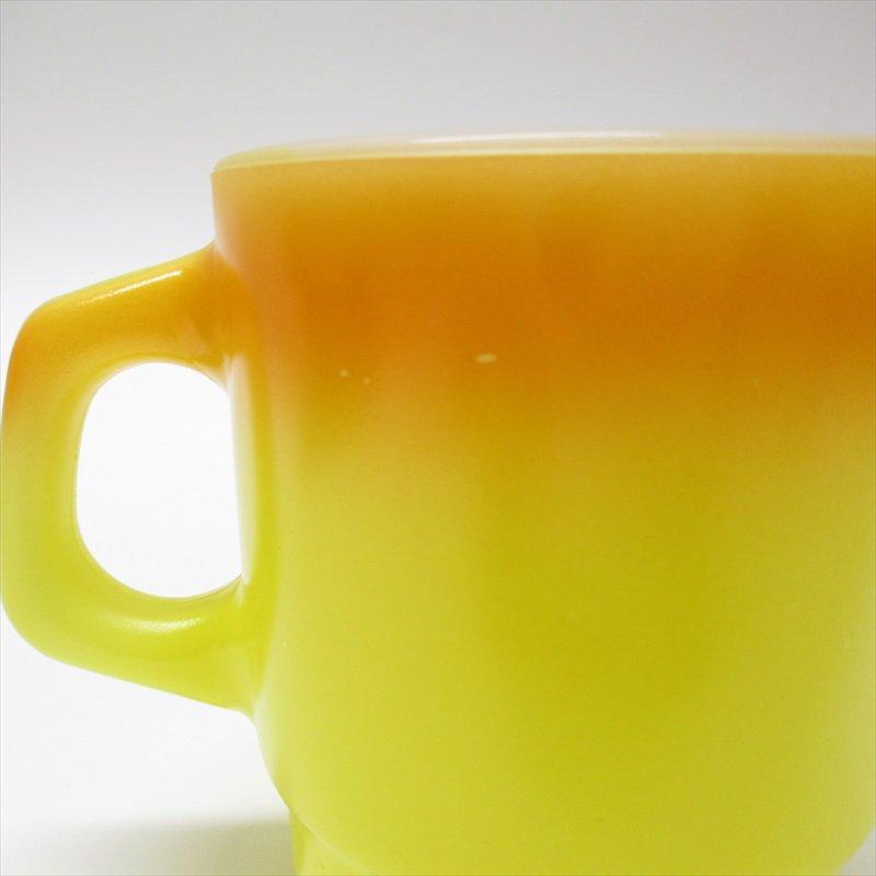 ファイヤーキング スタッキングマグカップ オレンジ&イエローグラデーション【画像4】