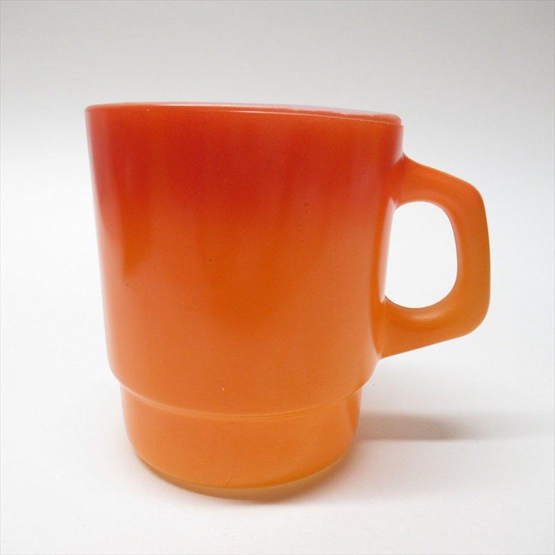 ファイヤーキング スタッキングマグカップ レッド&オレンジグラデーション