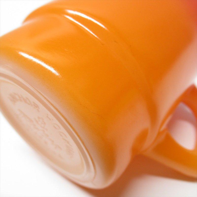 ファイヤーキング スタッキングマグカップ レッド&オレンジグラデーション【画像17】