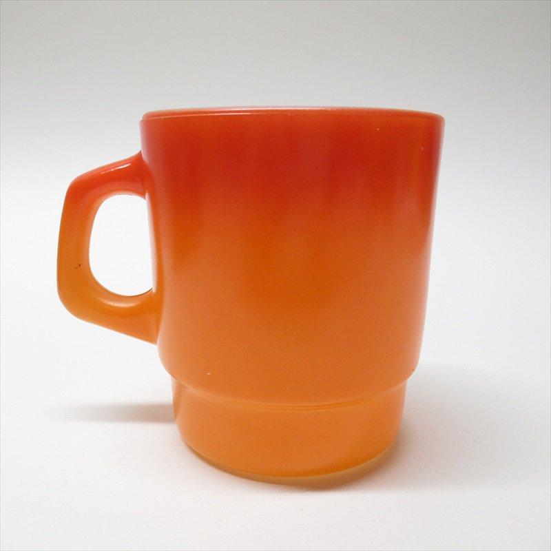 ファイヤーキング スタッキングマグカップ レッド&オレンジグラデーション【画像3】