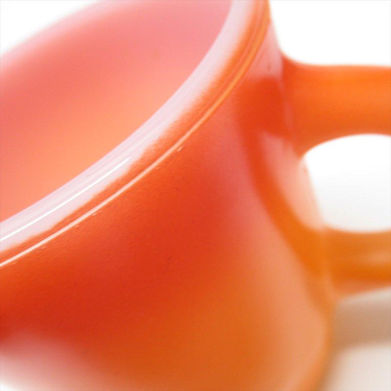 ファイヤーキング スタッキングマグカップ レッド&オレンジグラデーション【画像10】