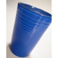 アメリカンミルクグラスブランド ヘーゼルアトラス・リッツブルー・ジュースグラス