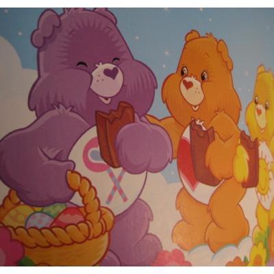 ビンテージ絵本・ケアベア「Easter Egg Hunt」【画像3】