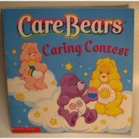 ケアベア ビンテージ絵本・ケアベア「Caring Contest」【A】