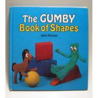 キャラクター ビンテージ絵本・ガンビー「The GumbyBook of Shapes」