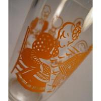 KRAFT・ベッツィー・スワンキーグラス・オレンジ
