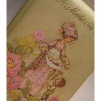 オーナメント&デコレーション ビンテージ・チャイルドブック「A Mother is Love」
