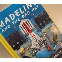 キャラクター ビンテージ・マドレーヌちゃん絵本「Madeline and The Bad Hat」