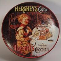 Hershey's Cocoa TIN缶