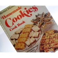 レシピブック 1975年ビンテージクッキングブック「Home Made Cookies」