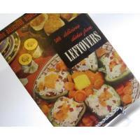 レシピブック 1949年ビンテージクッキングブック「500 Delicious Dishes for Leftovers」